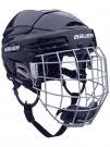 Hokejová helma BAUER 5100 Combo SR tmavě modrá