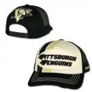 Kšiltovka REEBOK Trucker Pittsburgh Penguins